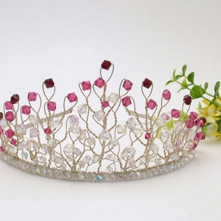 Brides Wedding Tiaras, Circlets, Crowns and headbands